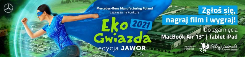 Eko Gwiazda 2021 w Jaworze rozstrzygnięcie konkursu